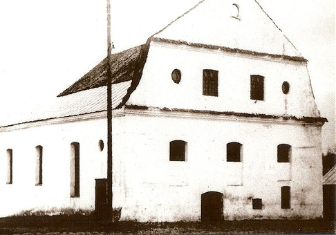 Kraslava Main Synagogue