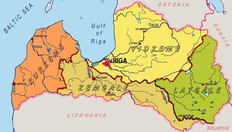 Place your ad here Dvina River Russia Map