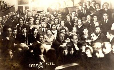 35th Anniversary of Bund in Kraslava - 1932