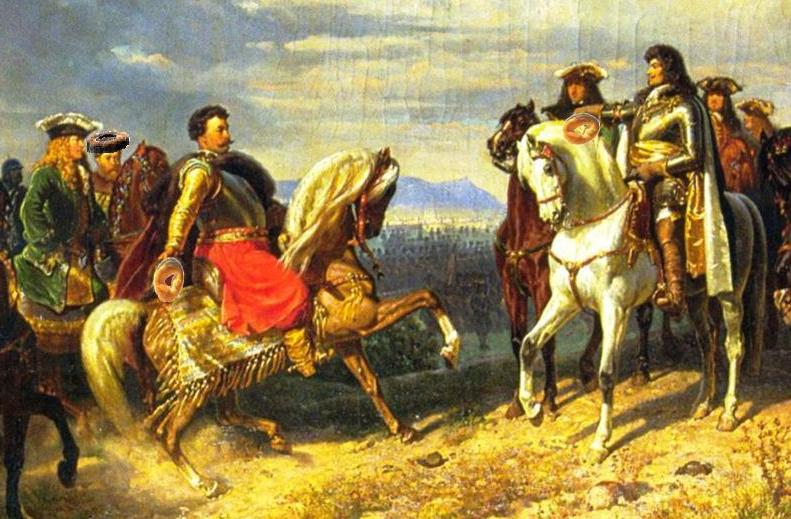 The Battle of Vienna - Leopold I of Austria Thanks Jan III of Poland with a Bagel