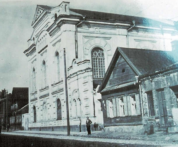 Great Synagogue - Dvinsk