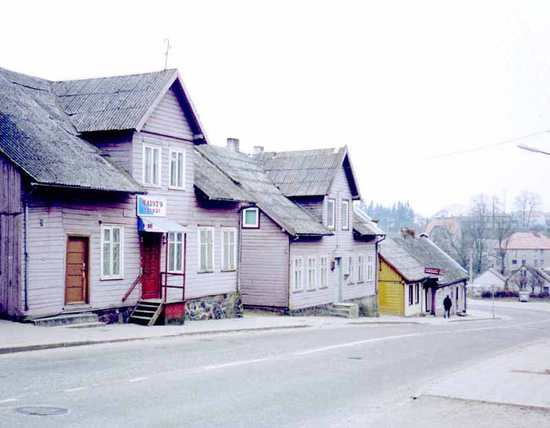 Kretinga - Houses