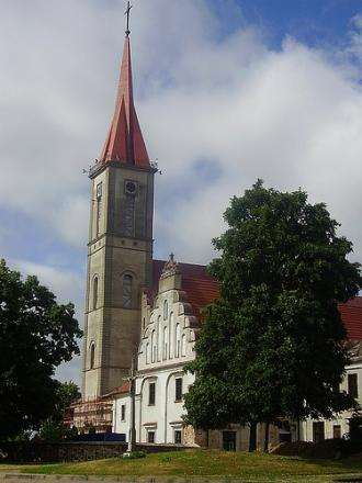 Kretinga Church
