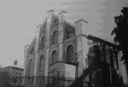 Kretinga Synagogue 1936