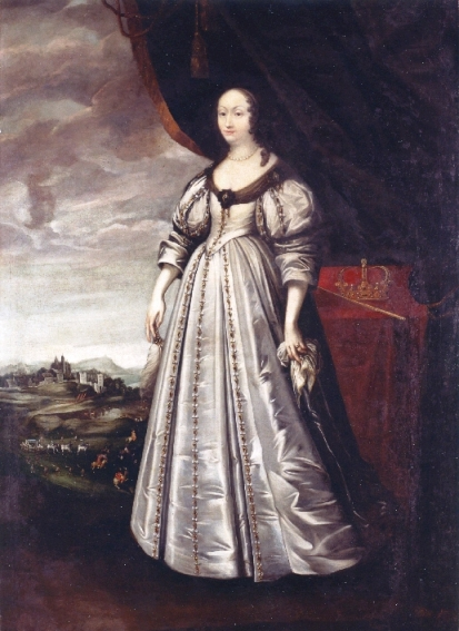 Ludwika Marie Gonzaga Queen of Poland