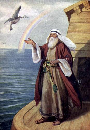 (بنستفاد حياة نوح؟؟؟؟)