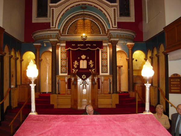 Ryhope Road Synagogue 13