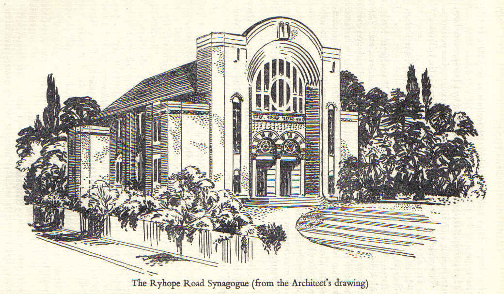 Ryhope Road Synagogue 4