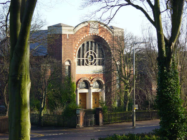 Ryhope Road Synagogue 8