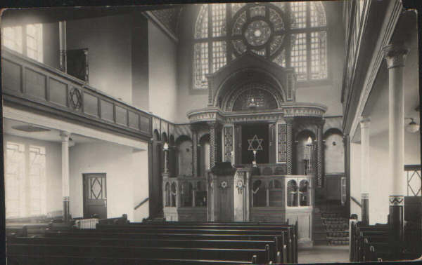 Ryhope Road Synagogue 9