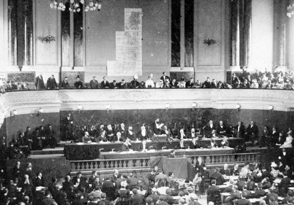 Second Zionist Congress in Basel