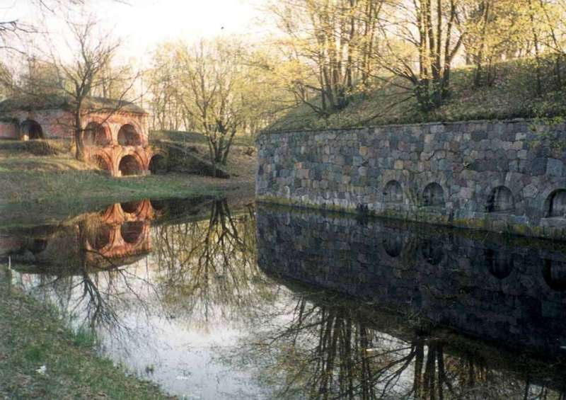 Bastion and Moat