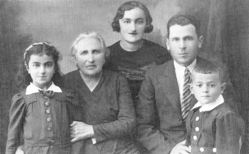 The Family in 1937