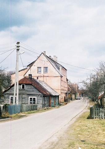 Seduva House-Jewish Folk Bank