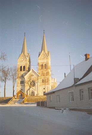 Slobodka - Church of the Sacred Heart