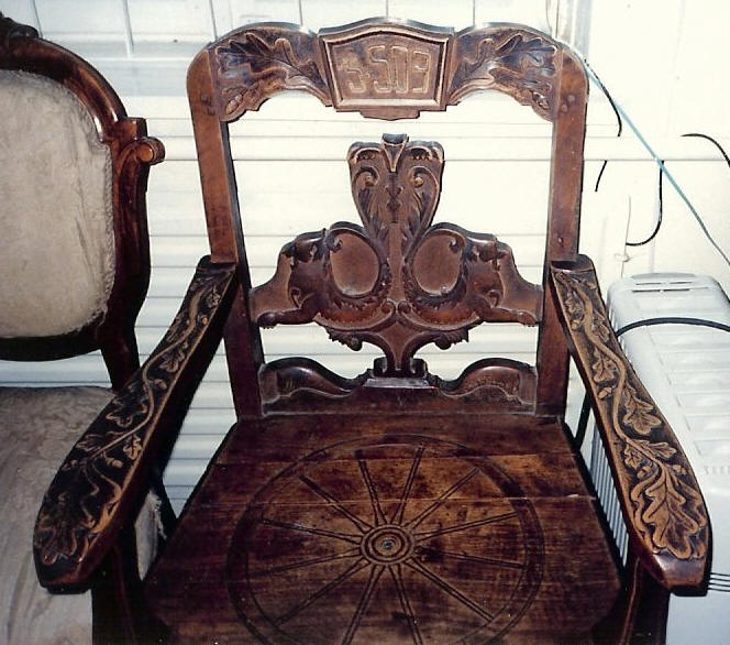 The Brit Chair